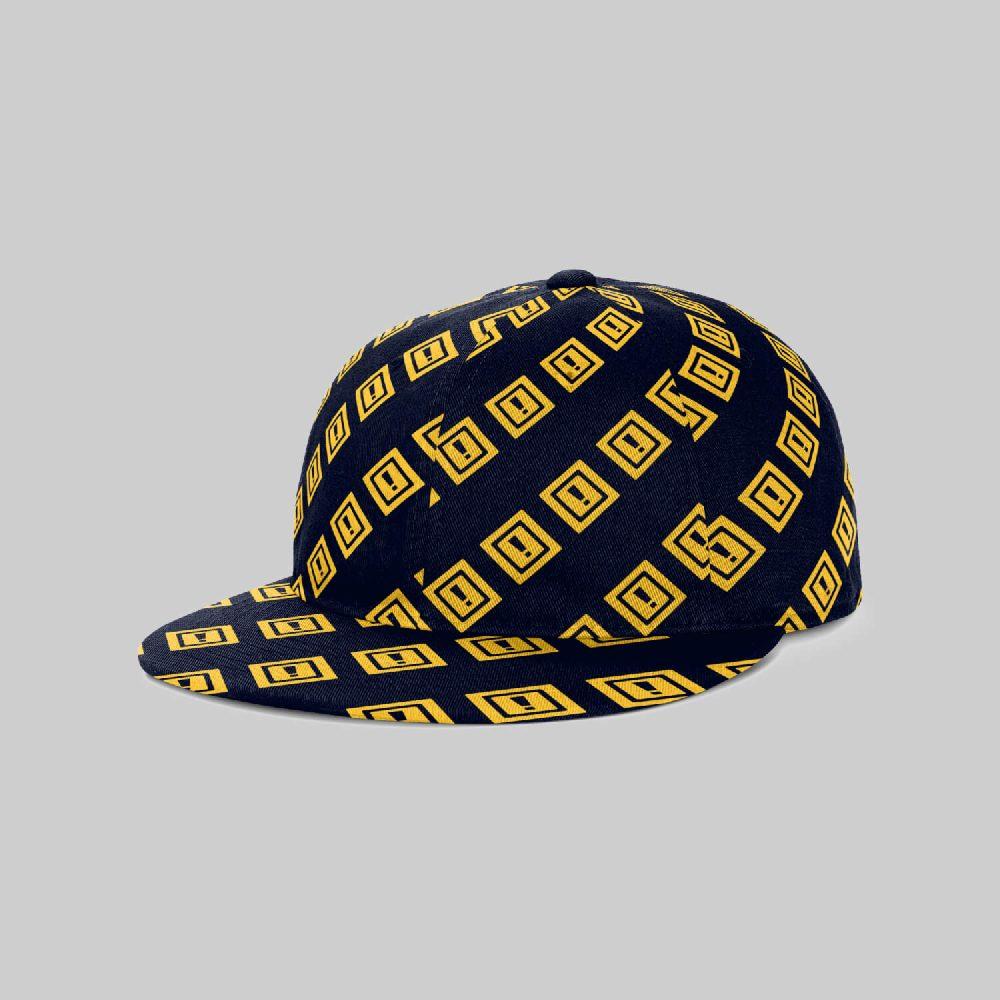 Cappello Nope quadrato Fivesix Studio Agenzia di comunicazione Vicenza