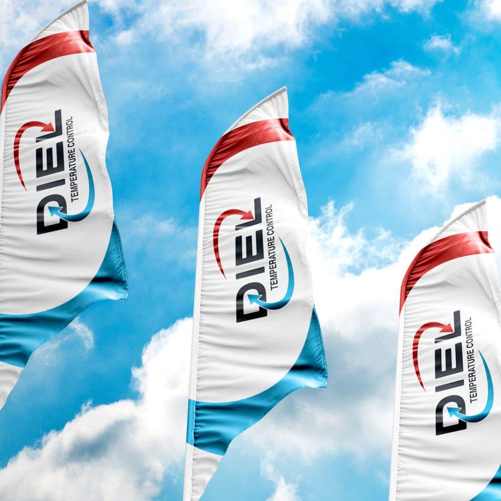 diel - brand identity